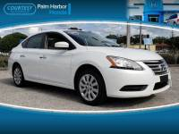 Pre-Owned 2014 Nissan Sentra SV Sedan in Jacksonville FL