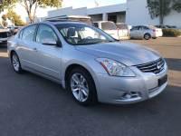 2011 Nissan Altima 3.5 SR Sedan