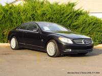 2007 Mercedes-Benz CL-Class Base Coupe