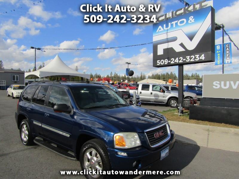 Photo 2002 GMC Envoy SLT 4WD 4X4