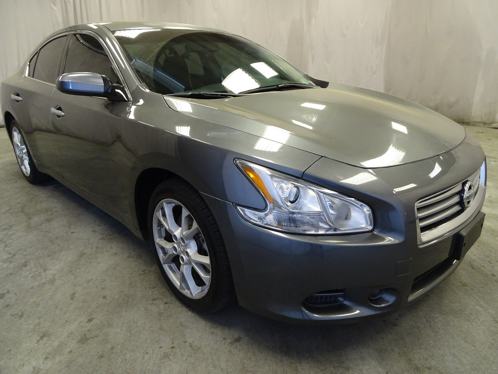 Photo Used 2014 Nissan Maxima 3.5 S For Sale in Sunnyvale, CA