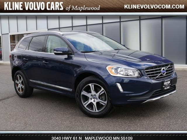Photo Used 2015 Volvo XC60 2015.5 AWD T6 3.0l 6cyl SUV For Sale Maplewood, MN
