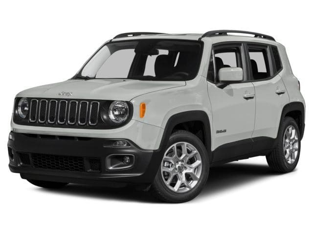 Photo Used 2016 Jeep Renegade FWD SUV For Sale in Salt Lake City, UT