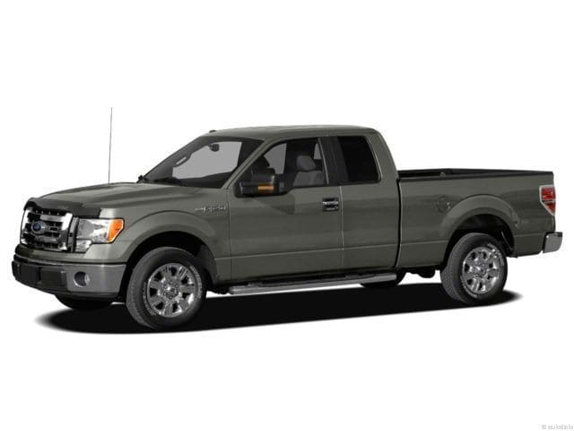 Photo Used 2012 Ford F-150 Supercab FX4 4x4 Pickup Truck in Danbury, CT