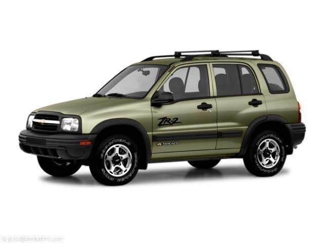 Photo Used 2003 Chevrolet Tracker Hard Top For Sale in Santa Fe, NM