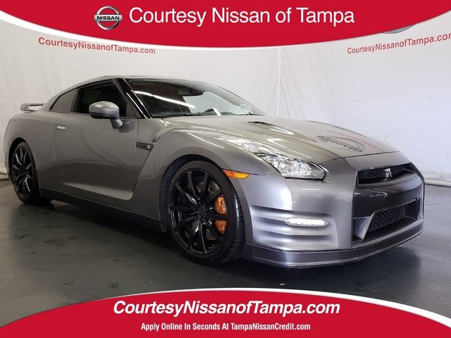 Photo Pre-Owned 2012 Nissan GT-R Premium Coupe in Jacksonville FL