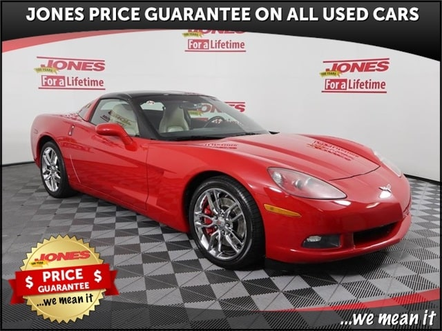 Photo Used 2008 Chevrolet Corvette For Sale  Bel Air MD