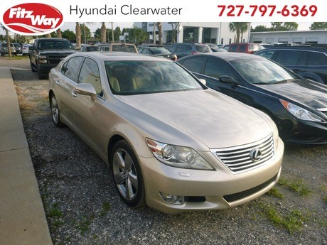 Photo Used 2010 LEXUS LS 460 Base for Sale in Clearwater near Tampa, FL