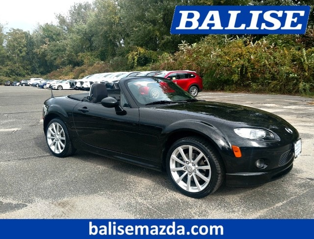 Photo Used 2008 Mazda MX-5 Miata Touring for Sale in West Springfield, MA