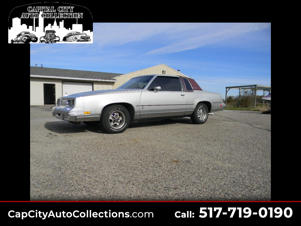 Photo 1984 Oldsmobile Cutlass 2dr Coupe Supreme Brougham