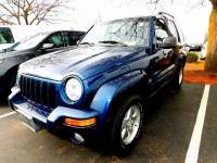 Used 2002 Jeep Liberty Limited SUV in Waukesha, WI
