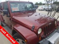 Used 2007 Jeep Wrangler Unlimited Sahara SUV