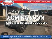 2016 Jeep Wrangler Unlimited Unlimited Sahara 4D Sport Utility