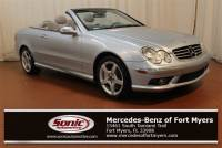 2005 Mercedes-Benz CLK-Class 5.0L 2dr Cabriolet in Fort Myers