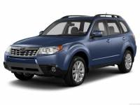 Used 2013 Subaru Forester 2.5X Limited Auto 2.5X Limited For Sale in Colorado Springs, CO