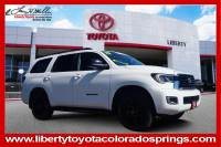 Certified 2018 Toyota Sequoia TRD Sport TRD Sport 4WD For Sale in Colorado Springs