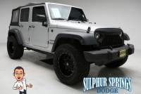 Used 2010 Jeep Wrangler Unlimited Sport SUV