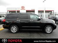 2017 Toyota Sequoia Limited SUV 4x4