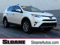 2016 Toyota RAV4 Hybrid Limited SUV AWD