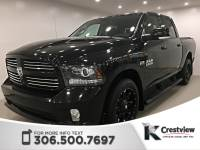 Certified Pre-Owned 2014 Ram 1500 Sport Crew Cab | Leather | Navigation 4WD Crew Cab Pickup