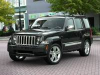 2012 Jeep Liberty Limited Jet Edition SUV in Tampa