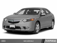 2011 Acura TSX 5-Speed Automatic with Technology Package