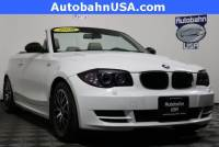 2008 BMW 1 Series 128i Convertible in the Boston Area