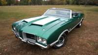 1971 Oldsmobile 442 W-30 CUTLASS