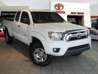 Certified Pre-Owned 2015 Toyota Tacoma PreRunner RWD Extended Cab Pickup