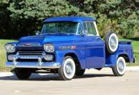 1959 Chevrolet Apache 31 Awesome Restoration with a V8