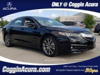 Pre-Owned 2016 Acura TLX TLX 3.5 V-6 9-AT P-AWS with Advance Package Sedan in Jacksonville FL