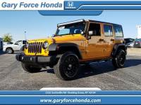 2012 Jeep Wrangler Unlimited Unlimited SUV
