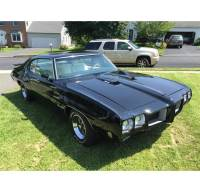 1970 Pontiac GTO -RESTORED AND WELL MAINTAINED CLASSIC MUSCLE CAR -