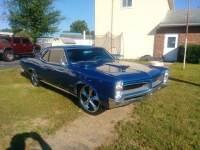 1966 Pontiac Lemans - DRIVER CLASSIC -LEMANS BLUE 400/400-LIKE GTO-