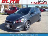 2013 Chevrolet Sonic RS Manual 5-Door