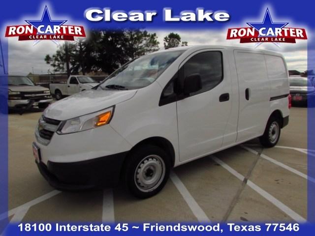 Photo 2015 Chevrolet City Express Cargo Van 1LS Van near Houston