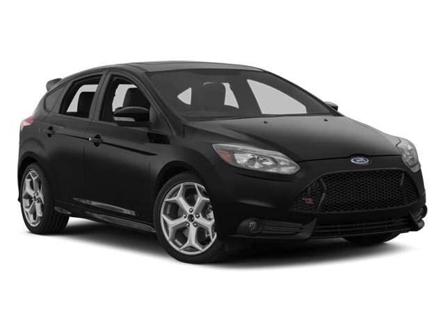 Photo Pre-Owned 2013 Ford Focus ST FWD Hatchback