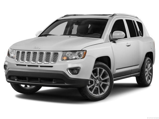 Photo 2014 Jeep Compass Latitude 4x4 SUV for sale in South Jersey