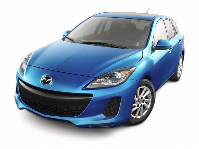 Photo Used 2012 Mazda Mazda3 i Grand Touring A6 near Greenville, NC