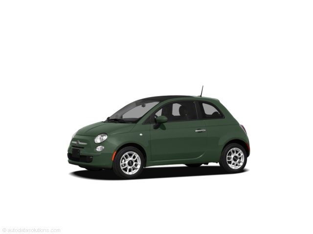 Photo Used 2012 FIAT 500 Pop Hatchback For Sale Near San Jose, CA