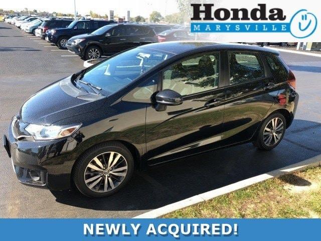 Photo Certified 2015 Honda Fit EX Hatchback