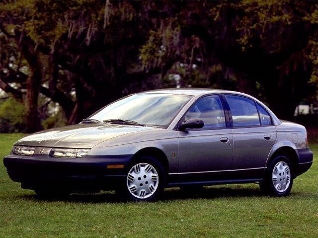 Photo Used 1996 Saturn SL1 Sedan near South Bend  Elkhart