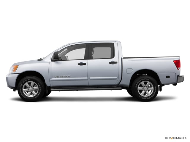 Photo Pre-Owned 2014 Nissan Titan SV Value Truck Package Truck Crew Cab near Tampa FL