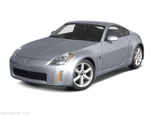 Photo Used 2003 Nissan 350Z Touring Coupe For Sale in Seneca, SC