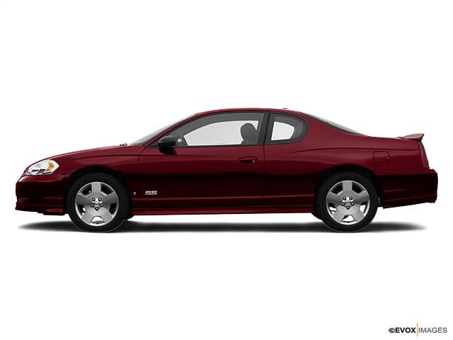 Photo Used 2007 Chevrolet Monte Carlo LS For Sale in Lincoln, NE