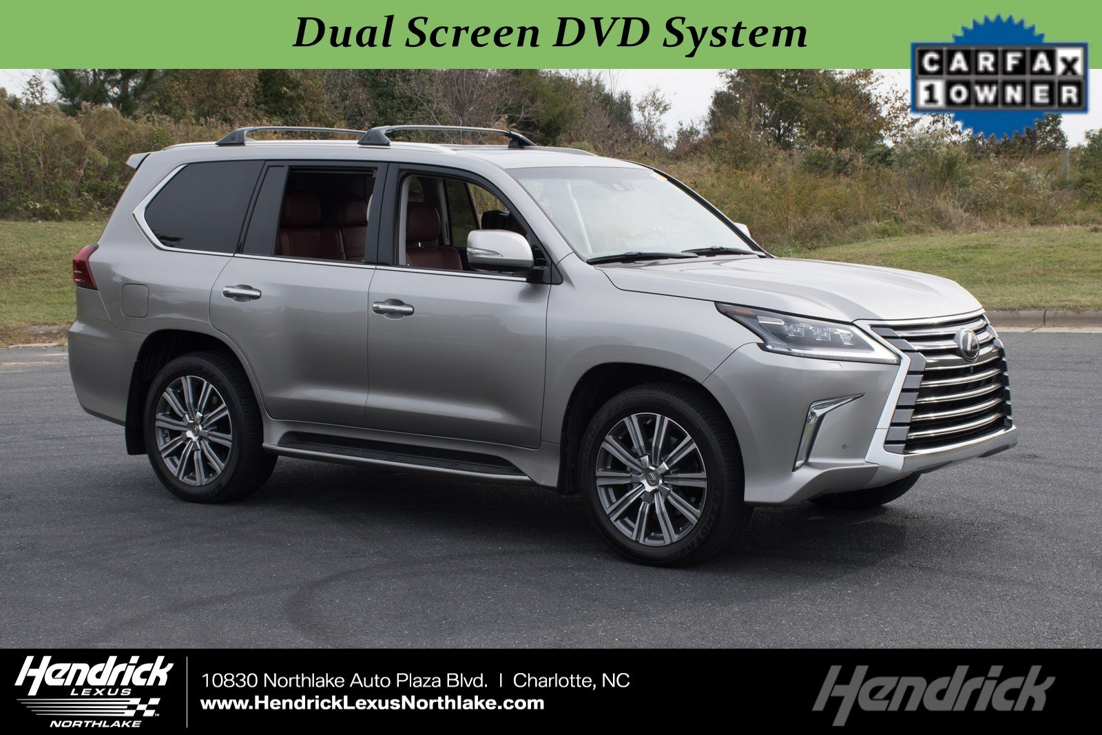 Photo 2017 LEXUS LX 570 Luxury Package SUV in Franklin, TN