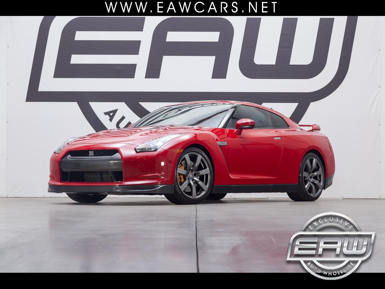 Photo 2009 Nissan GT-R Premium Coupe