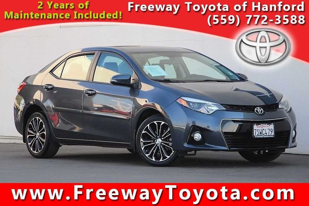 Photo 2016 Toyota Corolla Sedan Front-wheel Drive - Used Car Dealer Serving Fresno, Central Valley, CA