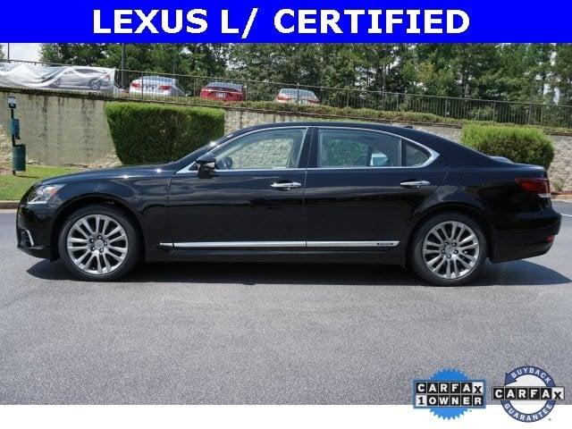 Photo 2015 LEXUS LS 600h L Sedan