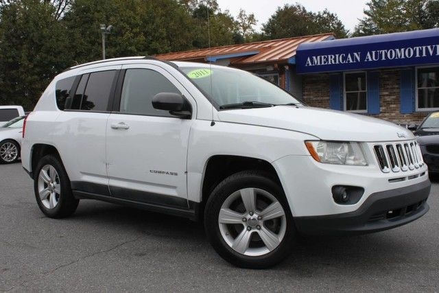 Photo 2011 Jeep Compass compass
